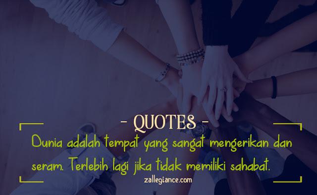 Kata Kata Persahabatan Singkat