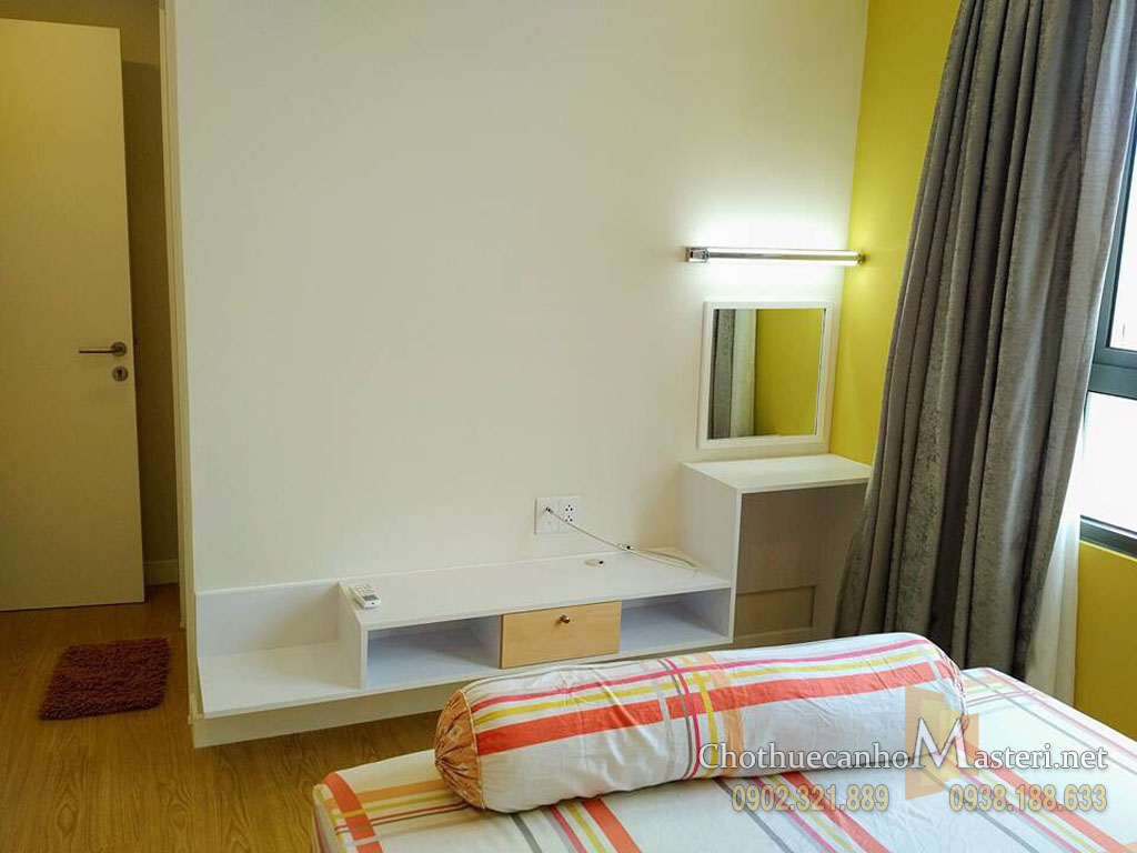 Cho thuê Masteri Thảo Điền T1 block A tầng 27 căn hộ 2PN view đẹp - hình 5