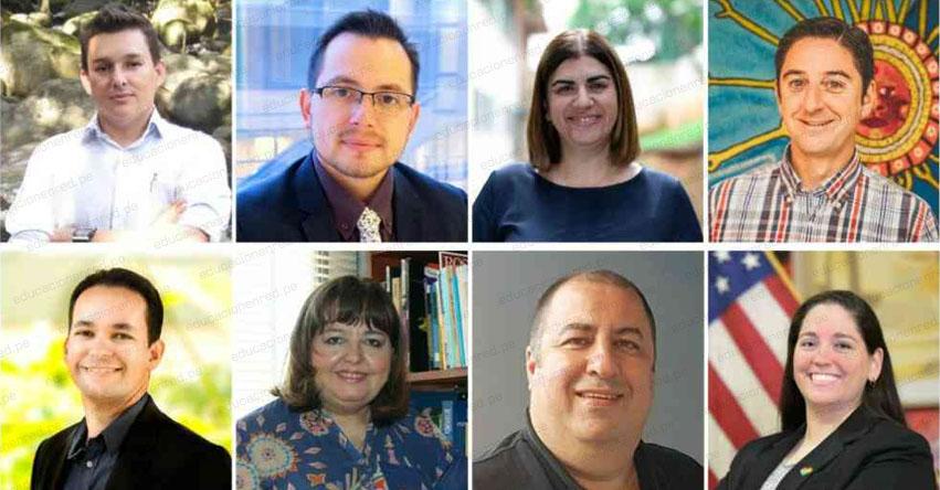 Conoce a los 8 latinos finalistas al premio «Mejor Maestro del Mundo 2019»