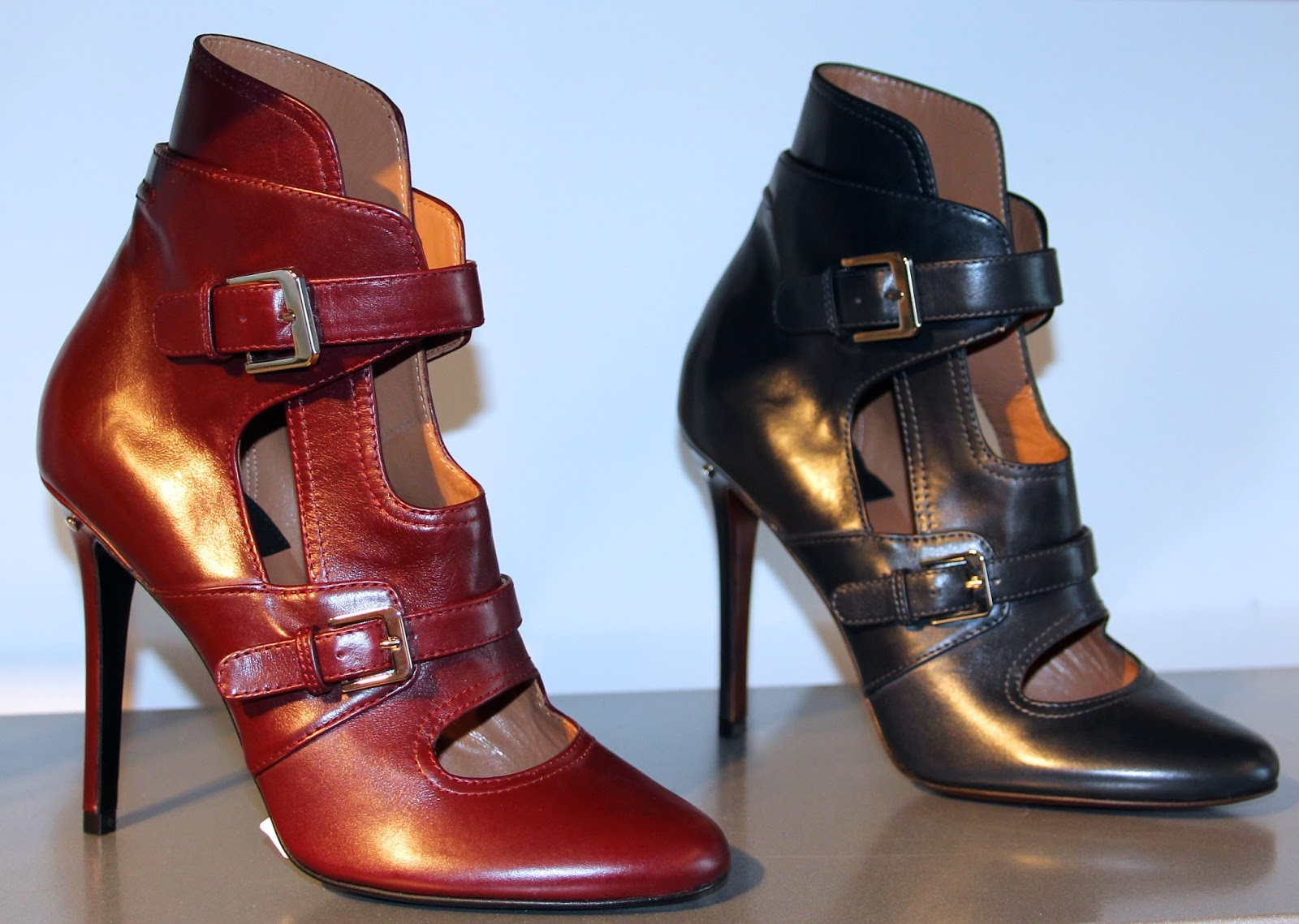 1347b4c6cb4 Laurence Dacade+Tania Spinelli Footwear-Shoes/Boots Fall 2013