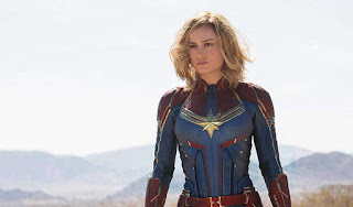 There is no presence of Captain Marvel