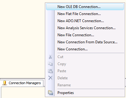 T-SQL Day: SSIS Reading Excel (xls) data in 64 bit mode