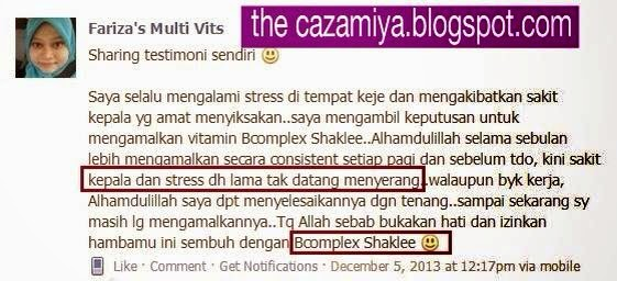 Image result for b complex untuk stress