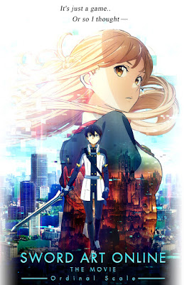 Sword Art Online: The Movie - Ordinal Scale Poster