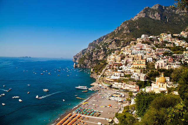 Positano, Beautiful Amalfi Coast Towns