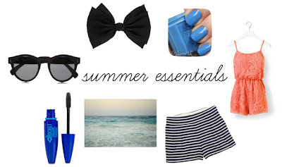 My Summer Essentials