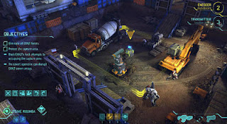 Game Offline Android XCOM: Enemy Within