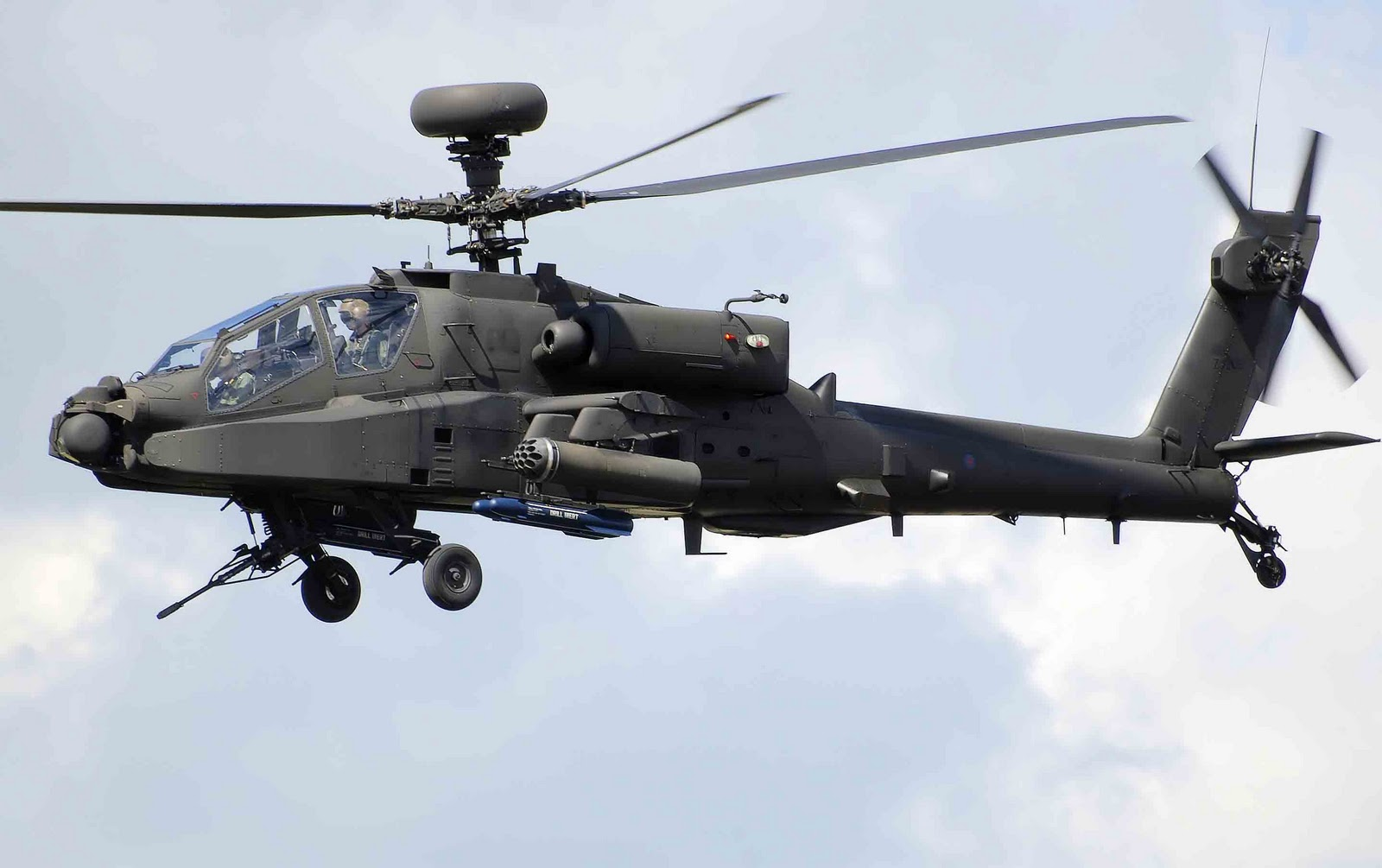 Boeing AH-64DN Apache Longbow Picture