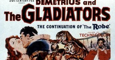 1954 GLADIATEURS TÉLÉCHARGER LES