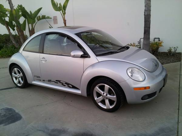2006 VW Beetle TDI Diesel For Sale