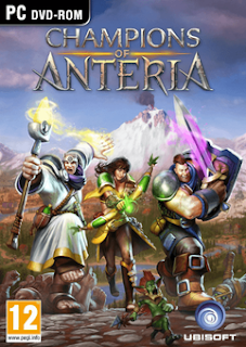 Download Champions Of Anteria PC Game Gratis