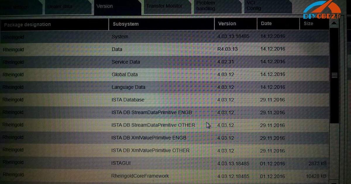 Semeurbak Free Download Bmw Icom Rheingold Ista 4 03 13