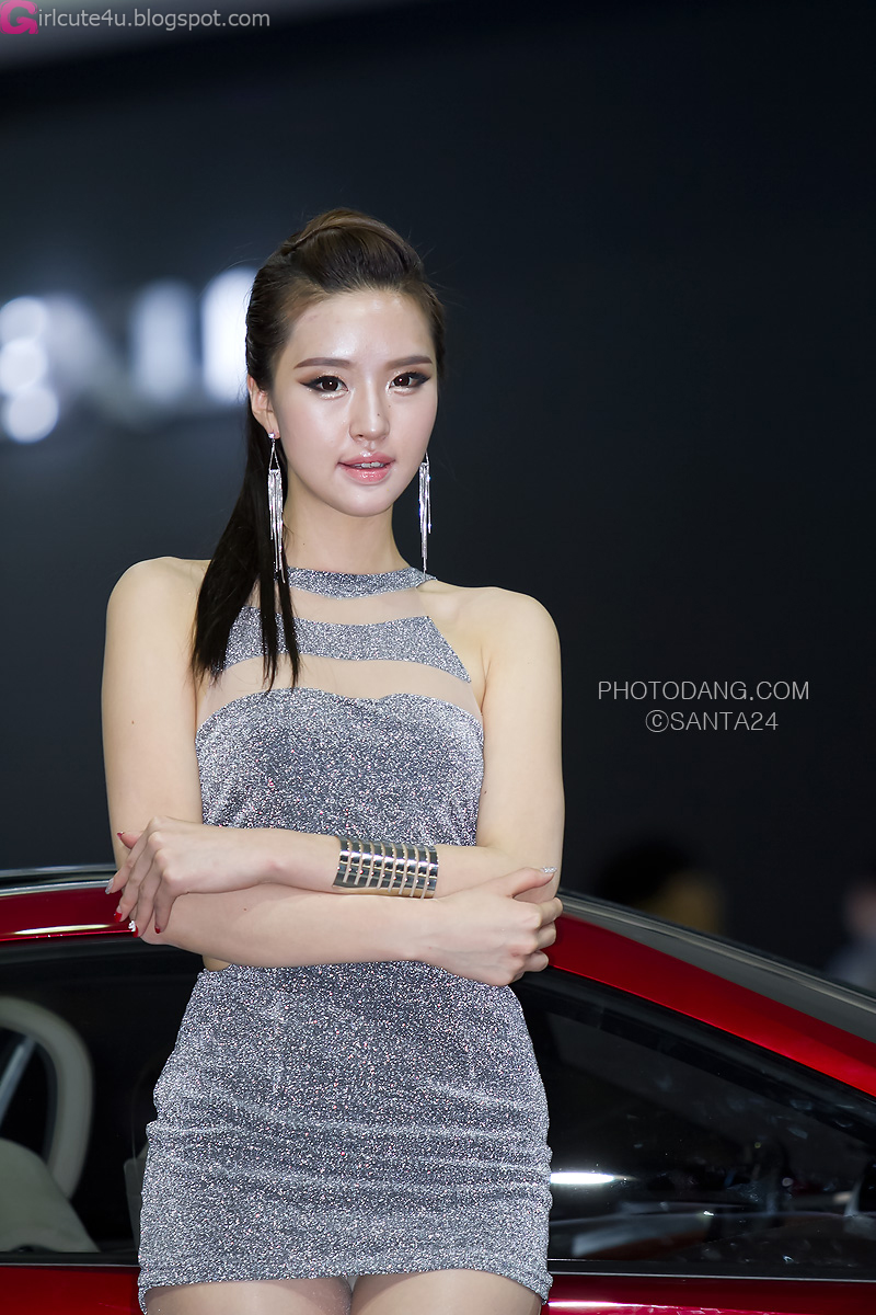 xxx nude girls: Choi Byeol Ha - World IT Show 2013