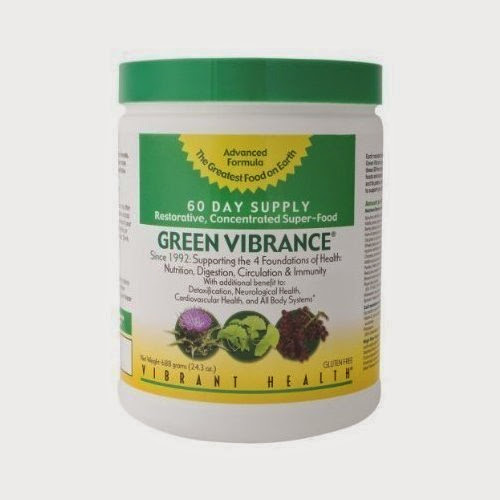 Vibrant Health Green Vibrance Family Size Power – 60 Day Supply, 25.61-Ounce