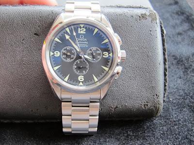 Thu Mua đồng hồ đeo tay Omega chính hãng