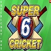 Play Super 6 cricket game