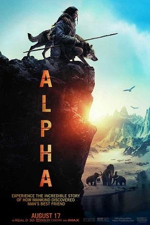 Alpha 2018 300Mb Full English Movie Download 480p HDRip ESub thumbnail