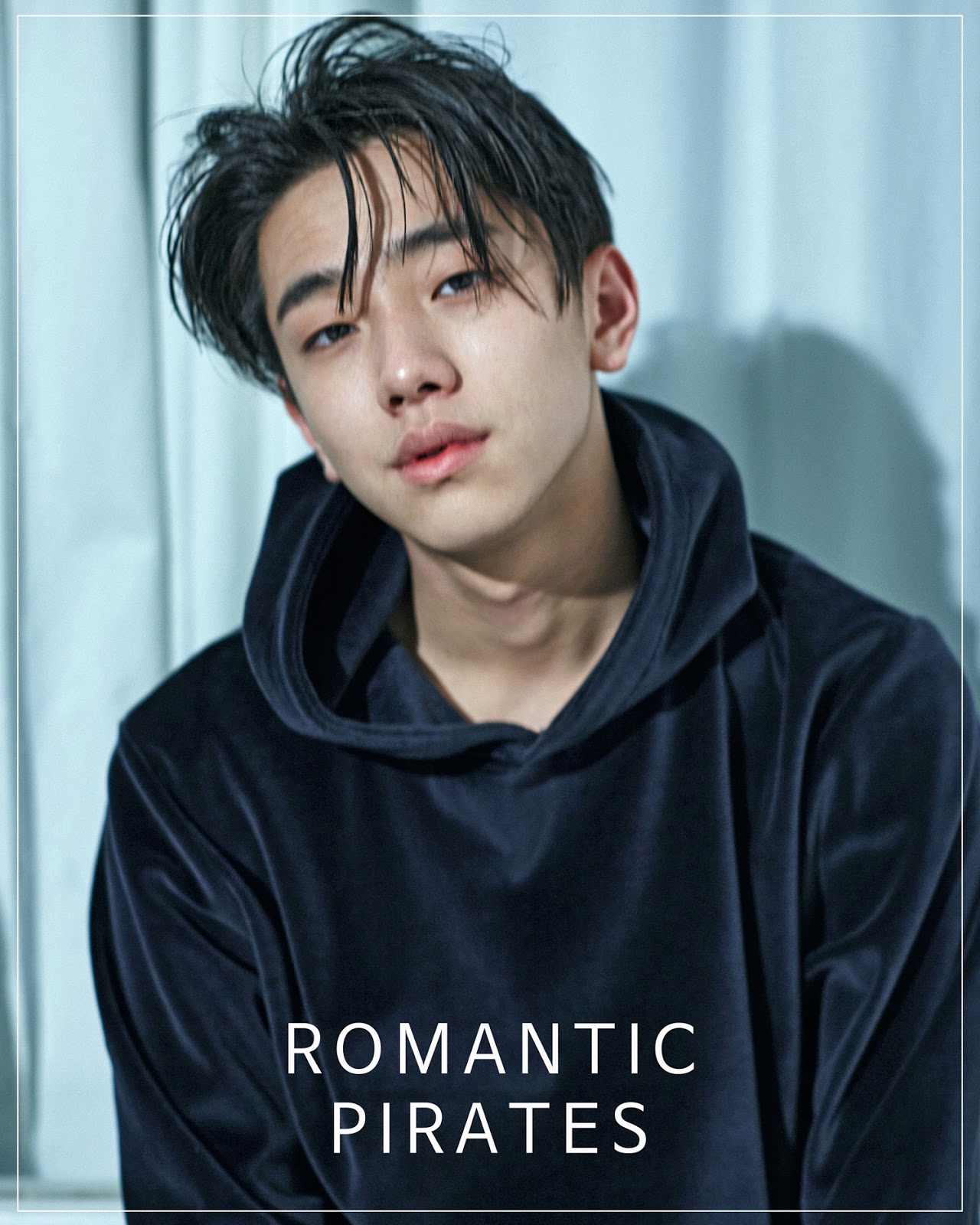 agencygarten: 2016 S/S ROMANTIC PIRATES LOOKBOOK MODEL. NAM YOON-SOO.