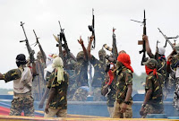 JUST IN AS NIGER DELTA MILITANTS VOW RESUMPTION OF ATTACK ON OIL FACILITIES