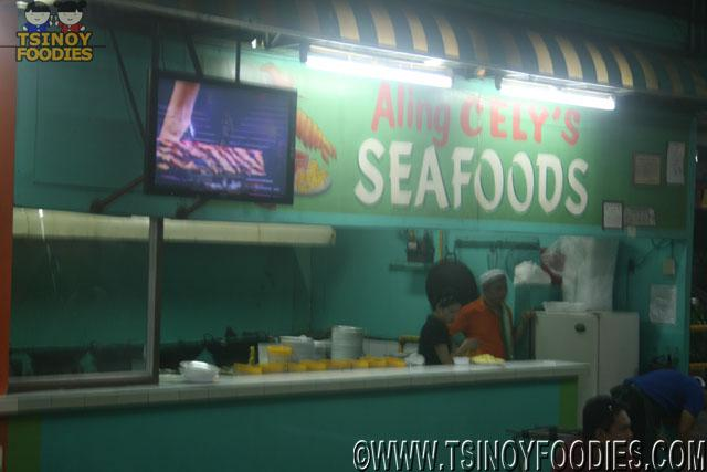 aling celys seafoods