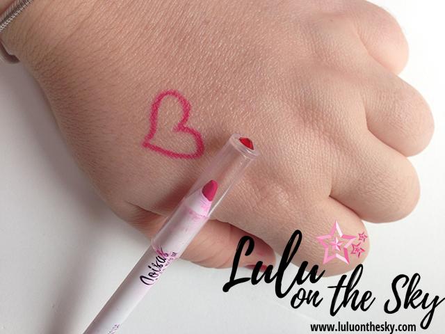 Lápis para lábios Dailus Coisas de Quem Ama - Pink Lemonade