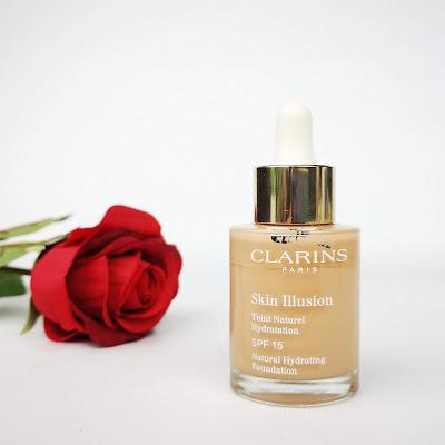 Clarins Skin Ilusion Teint Naturel Base de Maquillaje