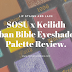 SOSU x Keilidh Urban Bible Palette Review