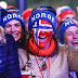 Norway,the happiest country in the world.as Nigeria did not make it to top 100