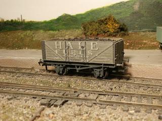 Airfix OO scale wagon