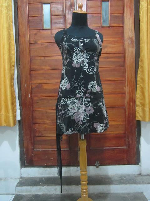 Dress Ahmad Collection Ukuran M ( DR 10 )