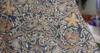 Cara Bedakan Batik Biasa dengan Batik Print Kain