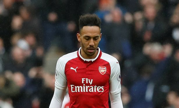 Fans react to latest BBC injury update and hint from Pierre-Emerick Aubameyang