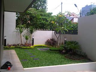 Taman Minimalis | www.tukangtamanbanjarmasin.com