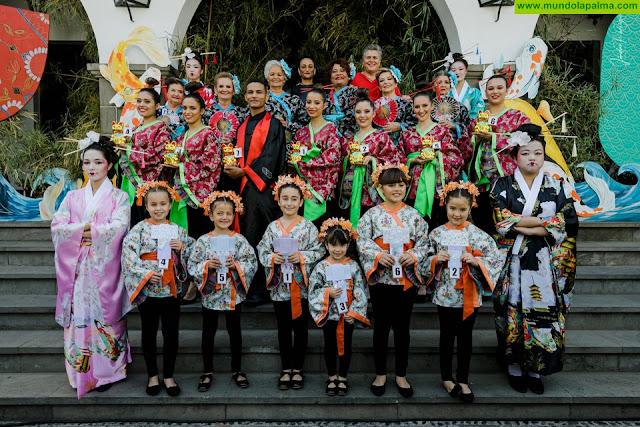 Los Llanos de Aridane presenta a los diecinueve aspirantes a las mejores fantasías del Carnaval de Japón