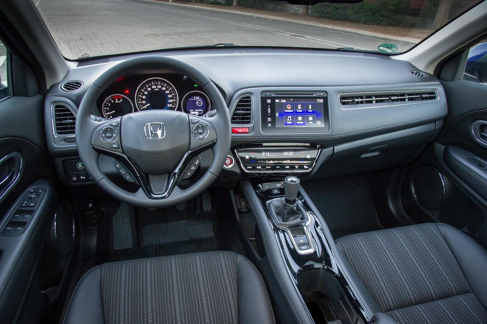 56952 2015 Honda HR V Όλες οι λεπτομέρειες για το νέο Honda HR-V Honda, Honda HR-V, HR-V, SUV
