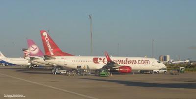 Boeing 737-800, TC-TJG, Corendon Airlines