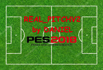 PES 2018 Real_Pitch v2 by Daniel