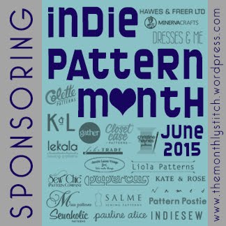 Indie Pattern Month