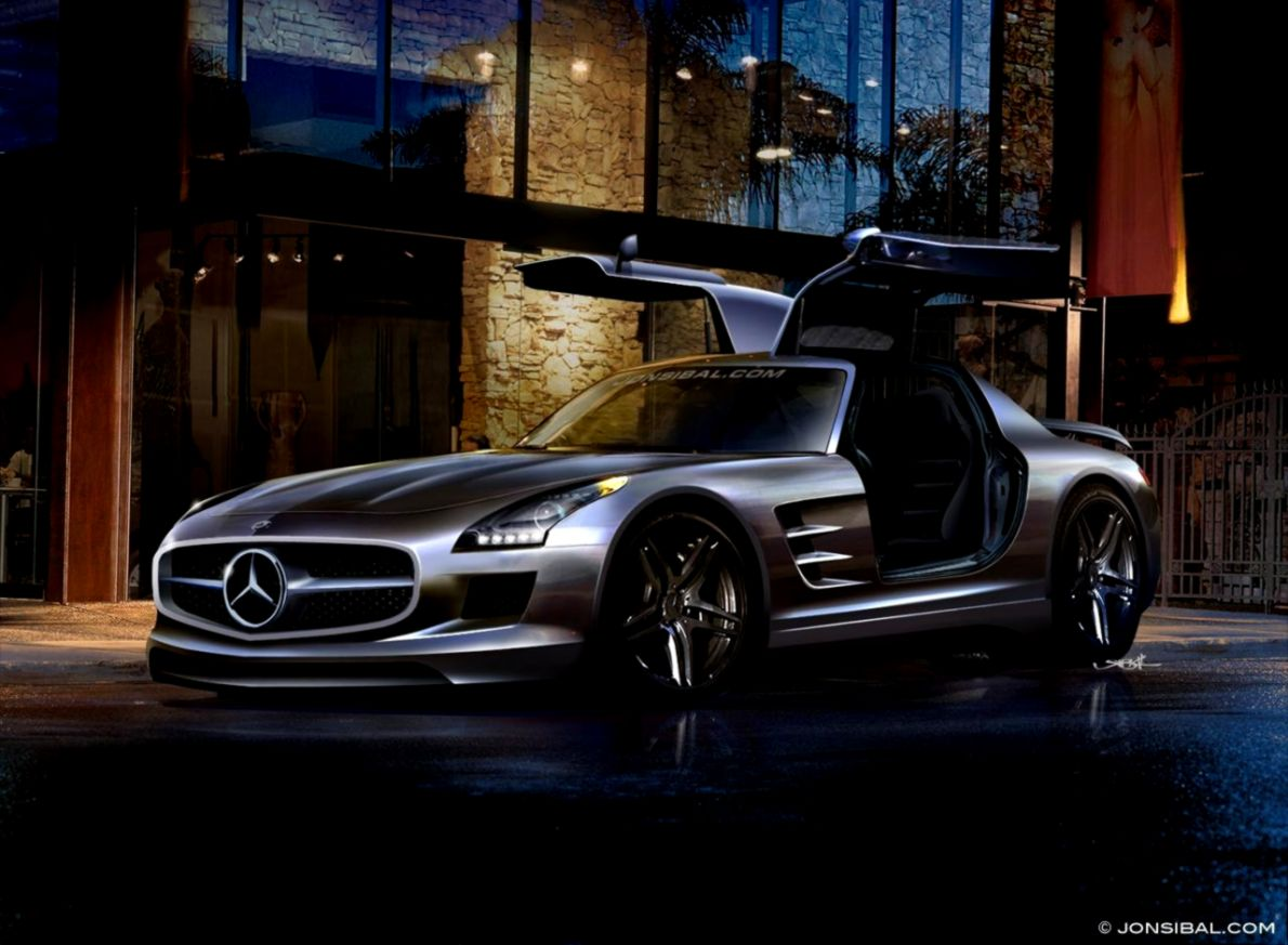 Mercedes Benz Silver Lightning Wallpaper Background Wallpapers