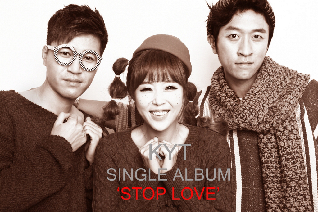 [Single] KYT – Stop Love