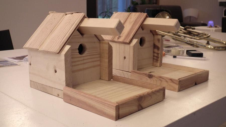 nouveaux aturins petites maisons pour les oiseaux. Black Bedroom Furniture Sets. Home Design Ideas