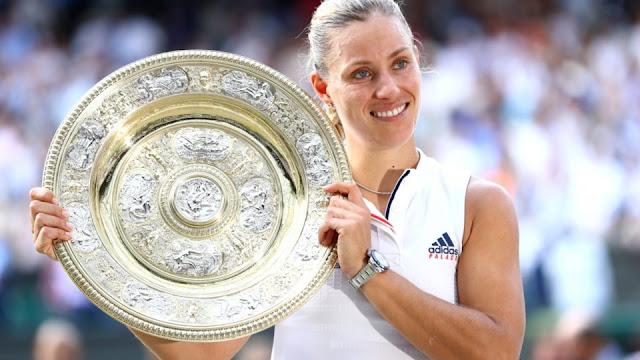Wimbledon 2018: Angelique Kerber Beats Serena Williams And Wins Wimbledon Final