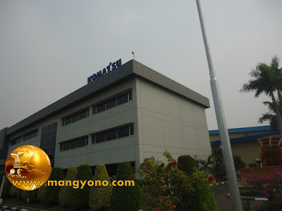 PT. Komatsu Indonesia Industrial Development Center