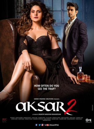 Aksar 2 new upcoming movie first look, Poster of Zareen Khan, Gautam Rode, Abhinav Shukla download first look Poster, release date