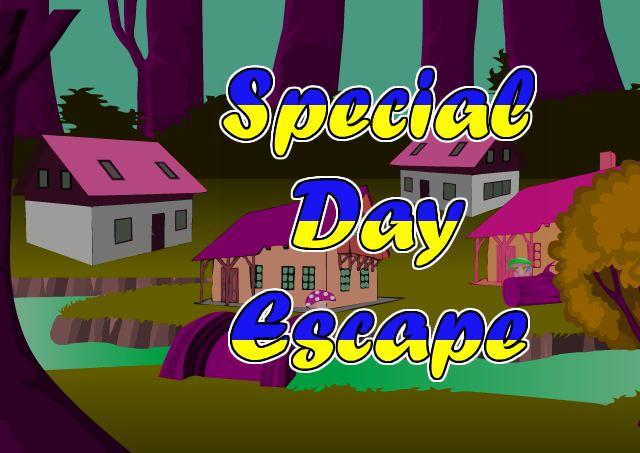 AjazGames Special Day Escape