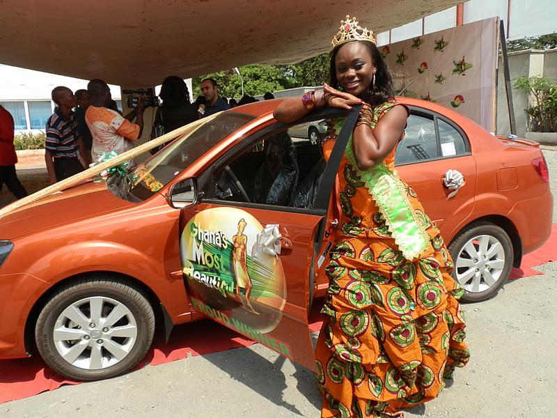 I Deserve Ghana's Most Beautiful Winner -Akua