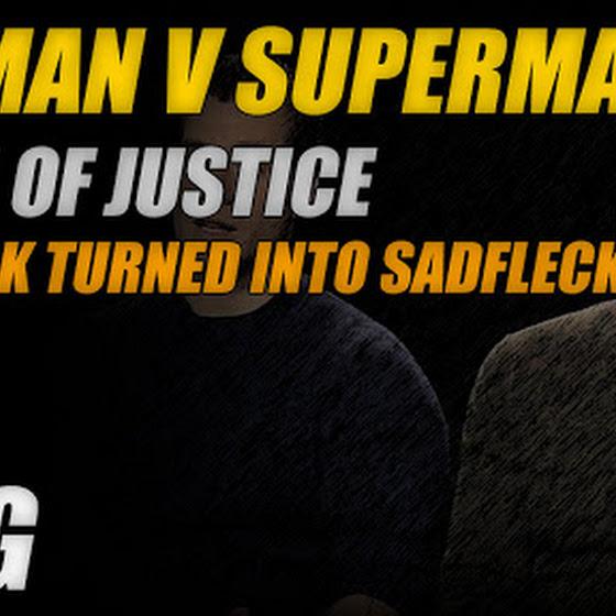 Batman v Superman Dawn Of Justice ★ Batfleck Turned Into Sadfleck But He Shouldn't Be