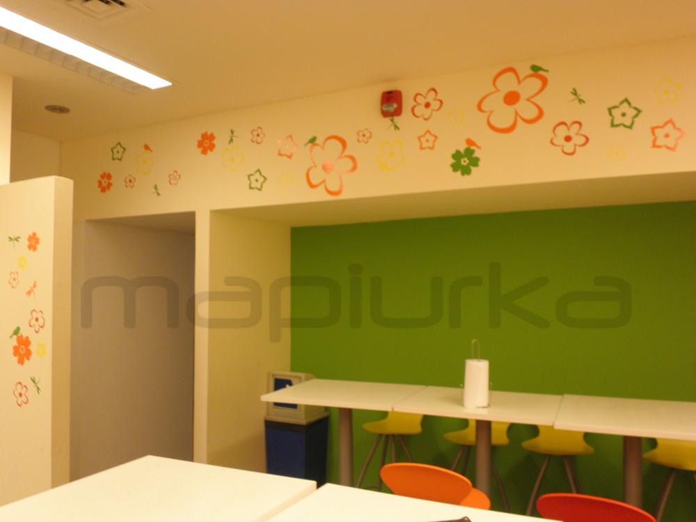 Mapiurka adhesivos decorativos ba noviembre 2012 - Comedor empresa ...