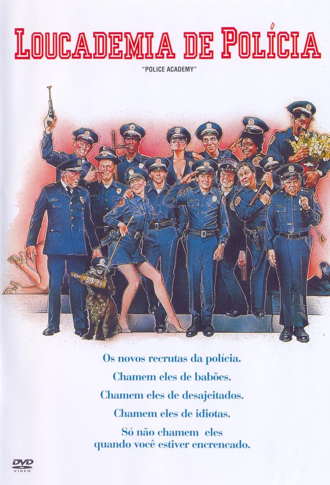 Loucademia de Polícia - HD 720p