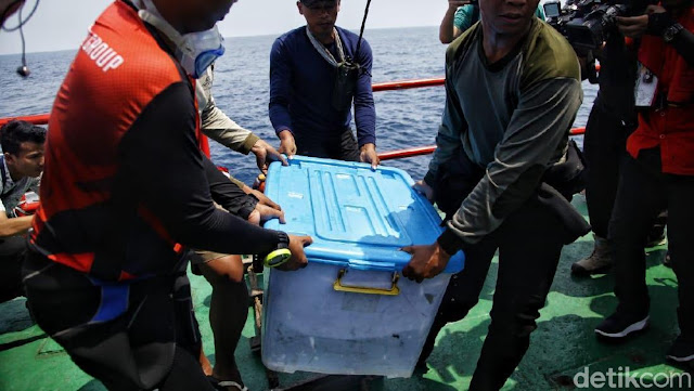 Black Box Lion Air PK-LQP Ditemukan!